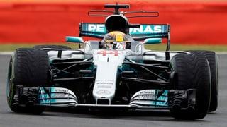 Poleposition per Lewis Hamilton a Silverstone