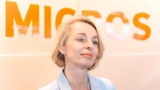 Ursula Nold wird Migros-Präsidentin