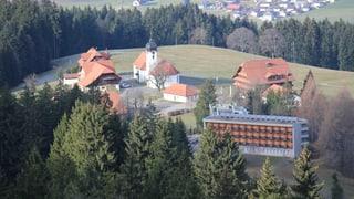 Kloster Ingebohl verkauft Ferienheim Heiligkreuz
