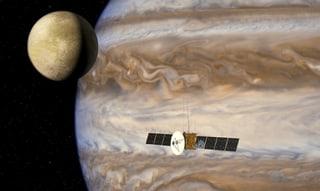 Video «Wagnis Raumfahrt-Mission» abspielen