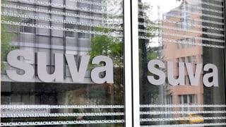 La SUVA ha sclerì maldiever d'assicuranza da milliuns francs
