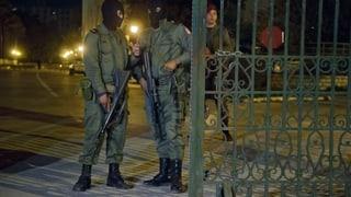 Nächtliche Terror-Fahndung in Tunis
