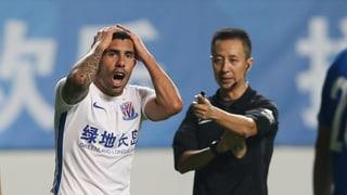 Tevez rechnet mit Chinas Fussball ab