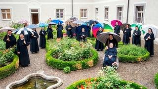 Streifzug durch das Kloster Fahr