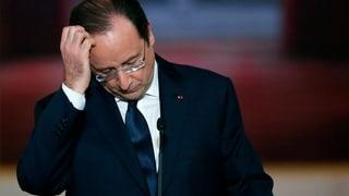 François Hollandes Wechsel vom Sozialisten zum Sozialdemokraten