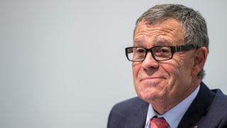 Ernst Stocker: «Die Bevölkerung hat uns schlicht nicht geglaubt»