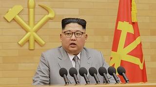 Discurs tranter la Corea dal Nord e la Corea dal Sid