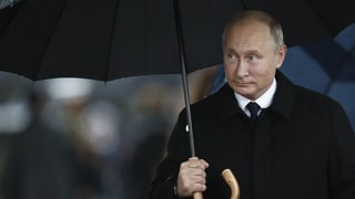 Putin begrüsst Frankreichs Vorstoss