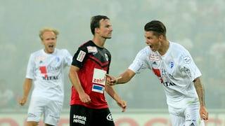 Aargauer Fussball-Derby: Aarau ist im «Seich»