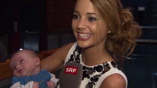 Miss Schweiz Laetitia Guarino über ihren Kinderwunsch