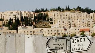Israel genehmigt Bau einer neuen Siedlung