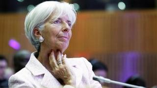 IWF-Chefin Lagarde muss vor Gericht