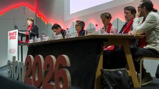 Breite Walliser Allianz sieht die Spiele als Chance