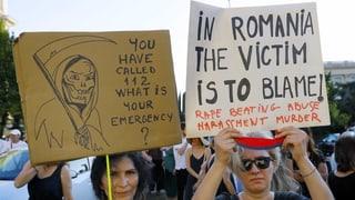«Rumänien schützt die Täter stärker als die Opfer»