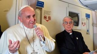 Papst verteidigt Grossfamilien nach «Karnickel»-Äusserung