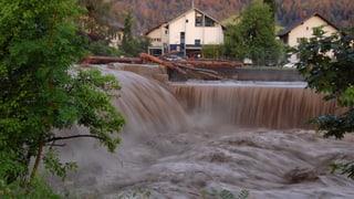 Gewitterserie setzt Hochwasserprojekte unter Zeitdruck