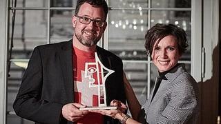 Flüchtlingshelfer Michael Räber erhält «Prix Courage»