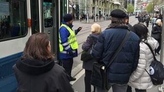 Zürcher Innenstadt eine Stunde ohne Strom