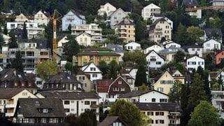 Keine Entwarnung für Schweizer Wohnungsmarkt