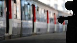 Schwarzer Tag für französische Bahnpassagiere