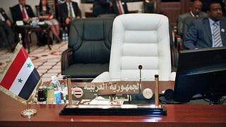 Syrische Opposition erhält angeblich Sitz bei Arabischer Liga