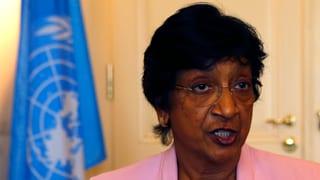 UNO prangert Verbrechen der Terrormiliz IS an