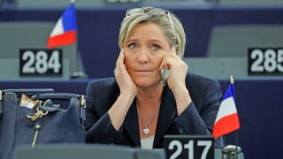 Ermittlungsverfahren gegen Le Pen in Frankreich