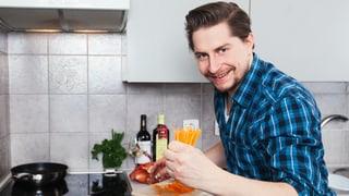 Video «Lorenz Graf: «Kochen – nur für Freunde!»» abspielen