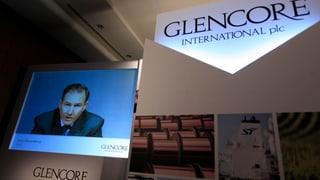 Wegen 1:12-Initiative: Glencore-Chef droht mit Wegzug