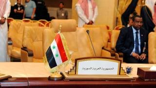 Syrische Opposition offiziell in der Arabischen Liga