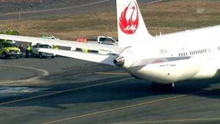 Nächste Panne bei Boeings «Dreamliner»: Sprit tritt aus