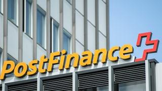 Postfinance will Gebühren erhöhen