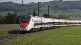 Freie Fahrt für SBB-Hochgeschwindigkeitszug «Giruno»