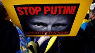 Russland-Sanktionen: Schweizer Politiker  fordern Zurückhaltung