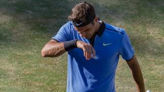 Altmeister Haas vermiest Federer das Comeback