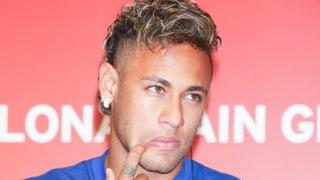 Paris oder Barcelona, Neymar?