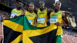 Dopingmittel bei Jamaikas Sprintern nachgewiesen