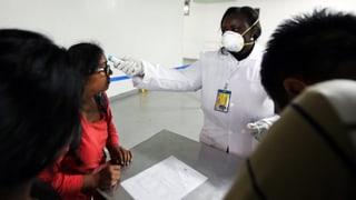 Ebola-Patienten dank «ZMapp» gerettet