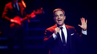 He is back: Robbie Williams ist Stargast bei «CS Sports Awards»