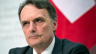Gattiker wird nicht Chefunterhändler für die Gespräche mit der EU