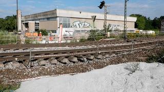 Tunnel soll mit Beton gefüllt werden – Bohrmaschine wäre verloren