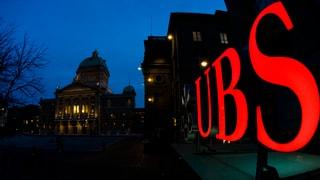 Eine UBS ohne Auslandsgeschäft?