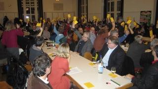 Ersatzwahl: SP-Delegierte beschliessen Stimmfreigabe