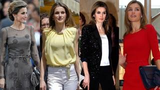 Farbtupfer Letizia: Die neue Königin im Style-Check