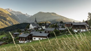 Rettet das Internet die Walliser Bergdörfer?