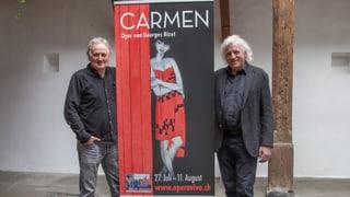 Opera viva: «Carmen» – ina sfida sin la tribuna pitschna