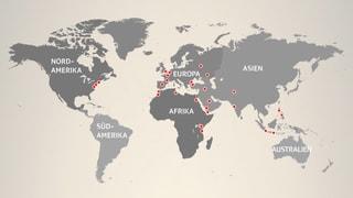 Islamistischer Terror in der Welt