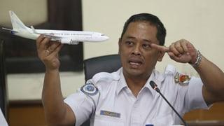 Vor Indonesien abgestürztes Flugzeug hätte nicht fliegen dürfen