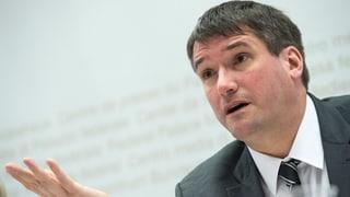 Fribourg: Christian Levrat zittert um seinen Ständeratssitz