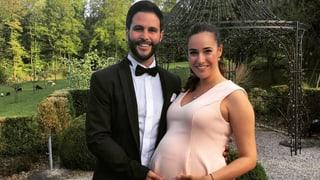 Sandro Cavegn ist Vater